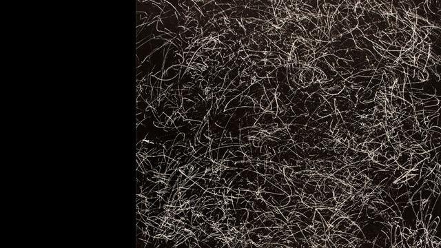 Chris Sutevski - tool=spoon, input=N, feedback=Y (detail), 2013, etching, 80cm x 60cm