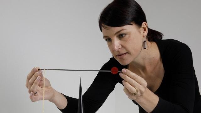 Phoebe Porter, 2019 Design Canberra's Designer in Residence. Photo: Andrew Sikorski