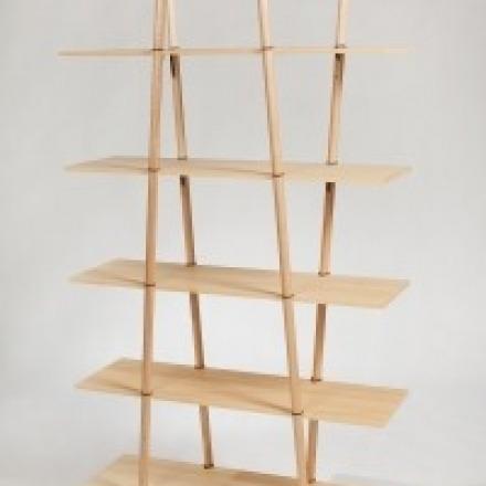 Display Shelves (2010)  Bamboo Photo: Stuart Hay