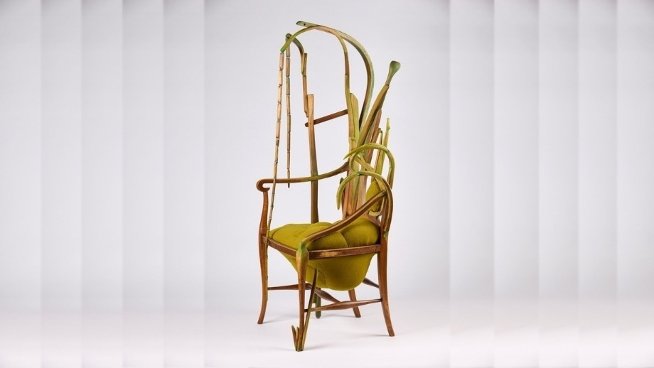 ANU furniture designer wins $20,000 prize for boundary-pushing work