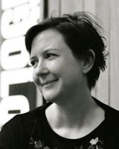Katrina Sluis, Head of Photography & Media Arts
