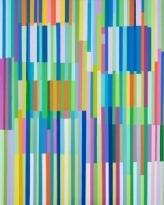 Melinda Harper Untitled 2017 oil on linen  153 x 122 cm