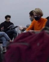Eleanor Ivory Weber, Smog III: Glossolalien missive, Établissement d'en face, Brussels, 17 February 2018